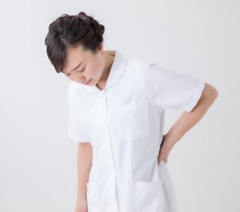 看護師腰痛